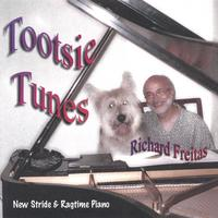 Album Tootsie Tunes by Richard Freitas